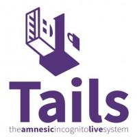Tails 4.15 - USB-Stick