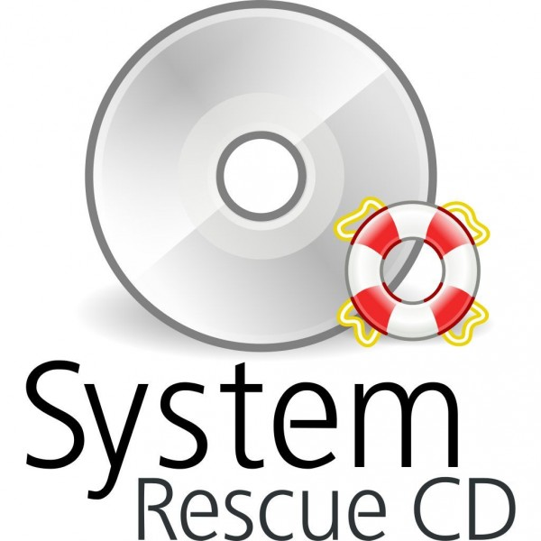 SystemRescueCD 6.1.5 - USB-Stick